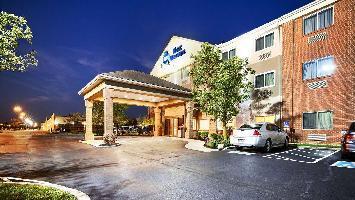 Hotel Best Western Hilliard Inn & Suites