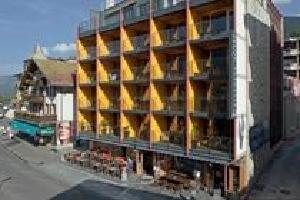 Eiger Selfness Hotel