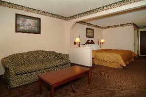 Hotel Quality Inn & Suites Pine Bluff
