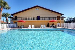 Hotel Americas Best Value Inn St. Augustine Beach
