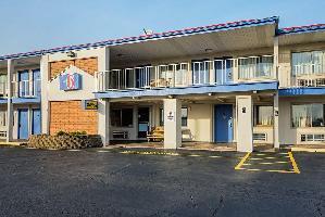 Hotel Motel 6 Buckeye Lake, Oh