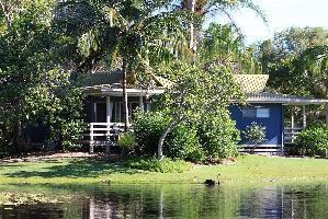 Hotel Sanctuary Lakes Fauna Retreat