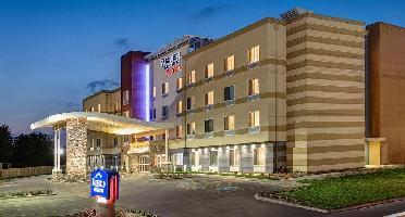Hotel Fairfield Inn & Suites By Marriott Santa Fe