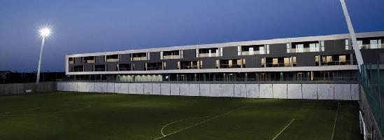 Hotel Residencia Deportiva Petxina