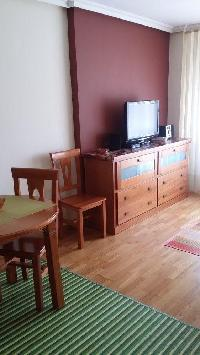 Studio In Oviedo, With Wonderful City View And Wifi - 600 M From The S