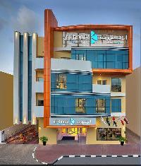 Hotel Al Khoory Inn, Bur Dubai