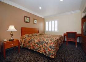 Hotel Rodeway Inn & Suites Near Convention Center