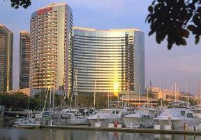 Hotel Marriott Marquis San Diego Marina