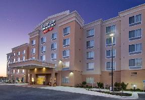 Hotel Fairfield Inn Suites Austin North/parmer Lane