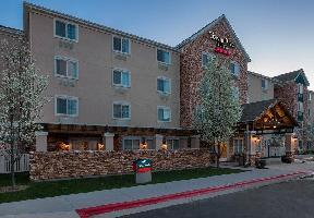 Hotel Towneplace Suites Boise Downtown/university