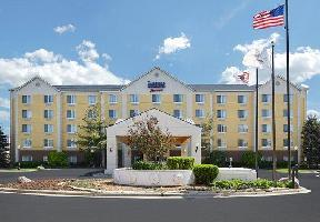 Hotel Fairfield Inn Suites Chicago Midway Airport