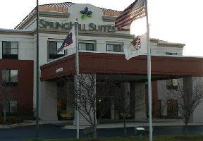 Hotel Springhill Suites Chicago Bolingbrook
