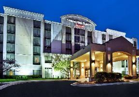 Hotel Springhill Suites Chicago Southwest At Burr Ridge/hinsdale
