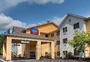 Hotel Fairfield Inn Suites Seattle Bellevue/redmond
