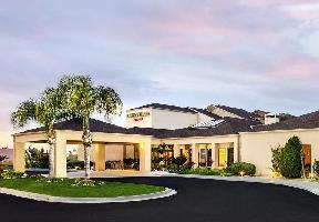 Hotel Courtyard Fresno