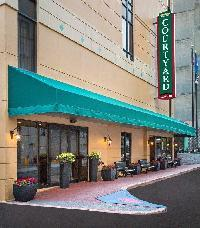 Hotel Courtyard Wilmington Downtown
