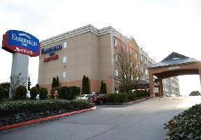Hotel Fairfield Inn Seattle Sea-tac Airport
