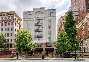 Hotel Residence Inn Atlanta Midtown/peachtree At 17th