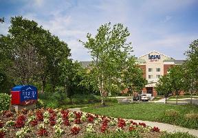 Hotel Fairfield Inn Suites White Marsh