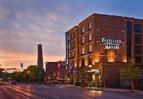 Hotel Fairfield Inn Suites Baltimore Downtown/inner Harbor
