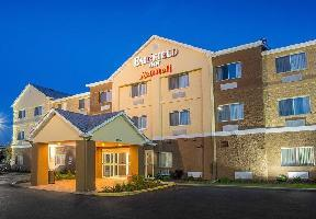 Hotel Fairfield Inn Suites Chicago Tinley Park