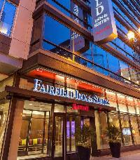 Hotel Fairfield Inn Suites Chicago Downtown/river North