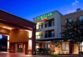 Hotel Courtyard Bryan College Station