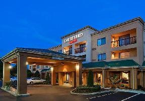 Hotel Courtyard Asheville
