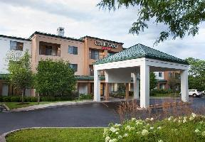 Hotel Courtyard Burlington Williston