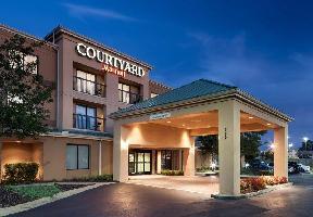 Hotel Courtyard Hattiesburg