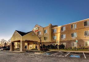 Hotel Fairfield Inn Suites Potomac Mills Woodbridge