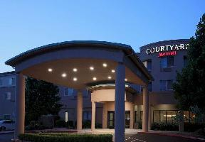 Hotel Courtyard Chico