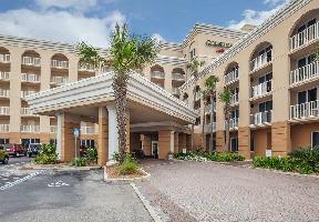 Hotel Courtyard Jacksonville Beach Oceanfront