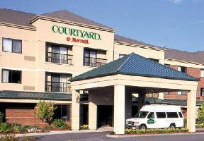 Hotel Courtyard Concord