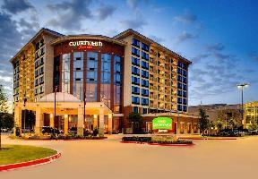 Hotel Courtyard Dallas Allen At The John Q. Hammons Center