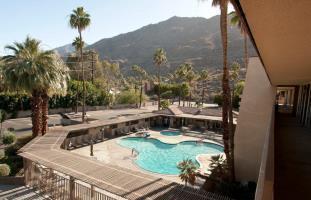 Hotel Vagabond Inn Palm Springs