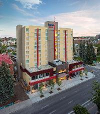 Hotel Fairfield Inn Suites Calgary Downtown