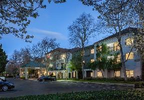Hotel Courtyard Stockton