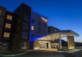 Hotel Fairfield Inn Suites Cambridge
