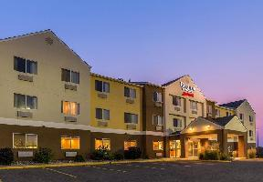 Hotel Fairfield Inn Suites Billings