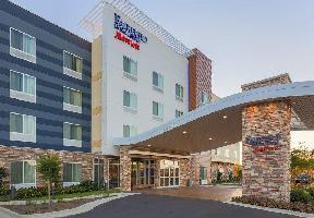 Hotel Fairfield Inn Suites Alexandria