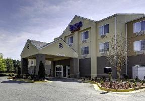 Hotel Fairfield Inn Suites Atlanta Suwanee