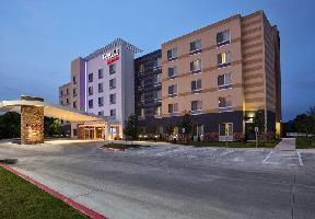 Hotel Fairfield Inn Suites Austin San Marcos