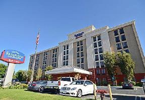 Hotel Fairfield Inn Suites Anaheim North/buena Park