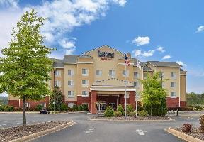 Hotel Fairfield Inn Suites Birmingham Bessemer