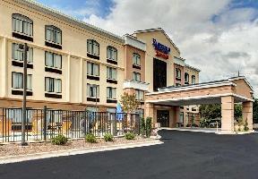 Hotel Fairfield Inn Suites Anniston Oxford