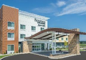 Hotel Fairfield Inn Suites Bloomsburg