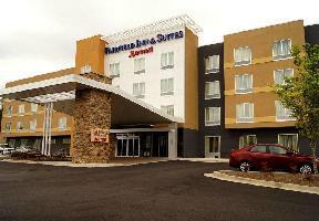 Hotel Fairfield Inn Suites Atlanta Cumming/johns Creek