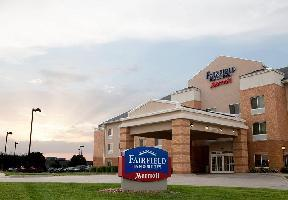 Hotel Fairfield Inn Suites Des Moines Airport
