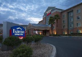 Hotel Fairfield Inn Suites El Centro